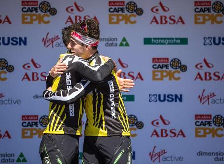 Avancini e Fumic vencem o prólogo da Cape Epic na África do Sul