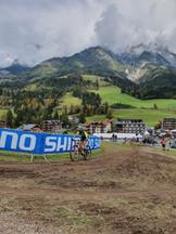 Campeonato do Mundo de Mountain Bike 2020 por Raiza Goulão