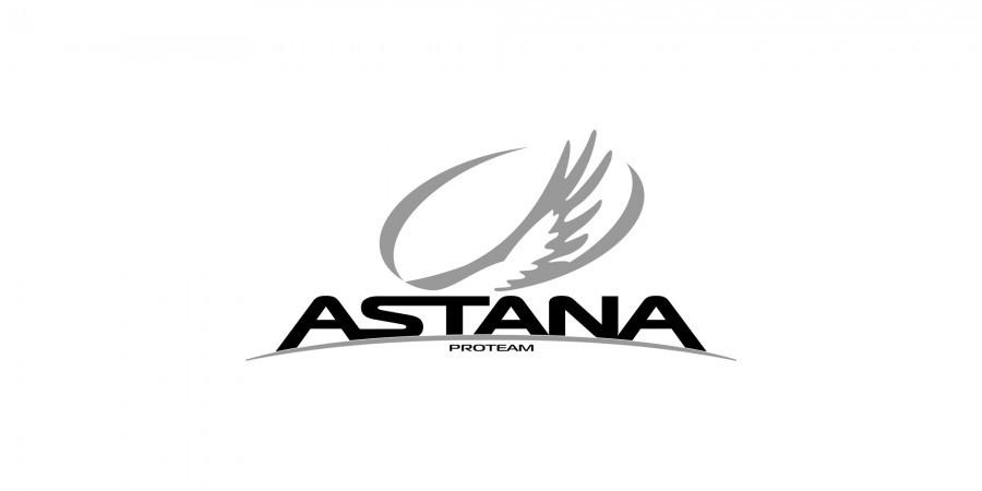 Logo da equipe Astana / Divulgação