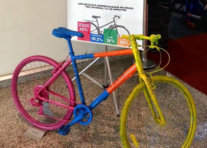 Imposto de importação de bicicletas reduzirá até a alíquota base de 20% em 2021