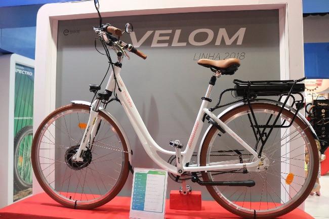 EBMS lança e-bikes e projeto educacional