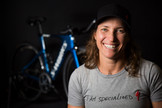 Pâmella Oliveira se junta a outros grandes nomes do triatlo, na Specialized TRI BR