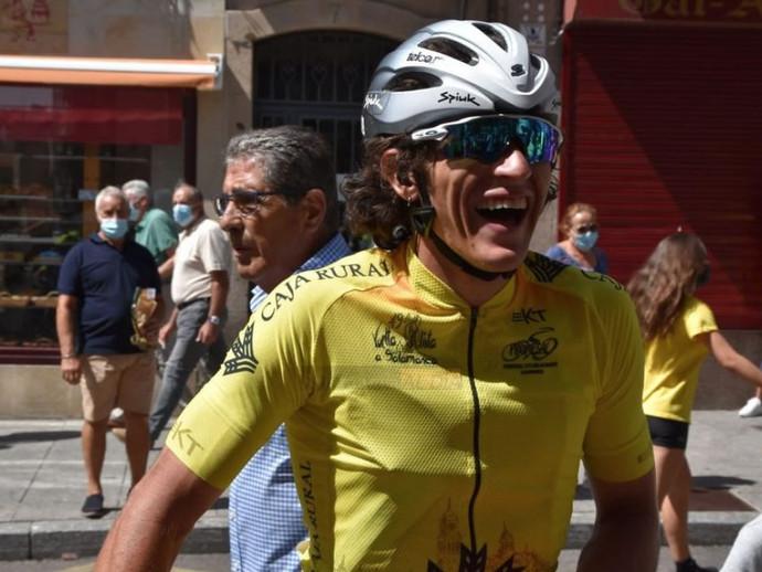 Brasileiro vence tradicional competição de Ciclismo de Estrada na Espanha