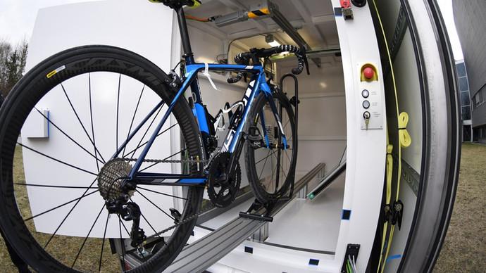 UCI apresenta raio-x portátil e plano de controle contra o doping tecnológico