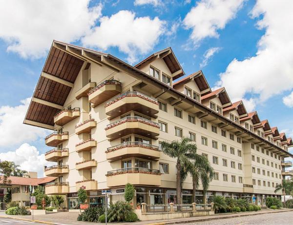 Dall'Onder Grande Hotel, um dos parceiros / Divulgação