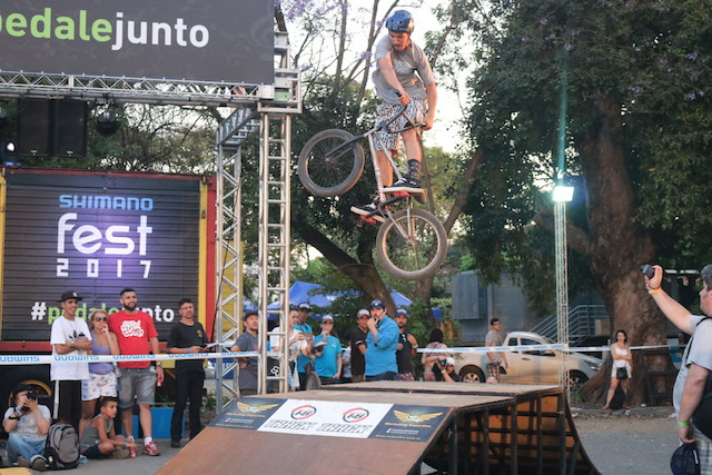 BMX no Shimano Fest / Márcio de Miranda - Planeta da Bike