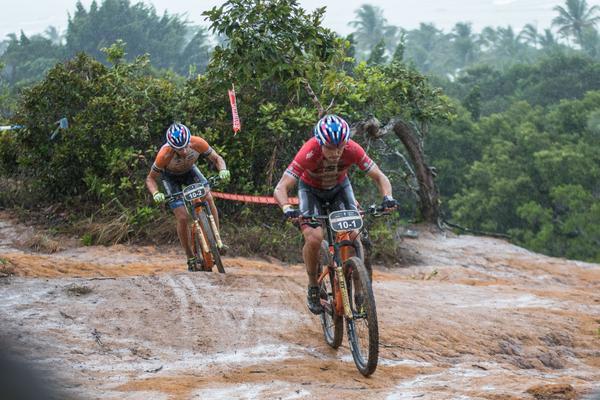 Martins Blums e Sebastian Fini (Wladimir Togumi / Brasil Ride)