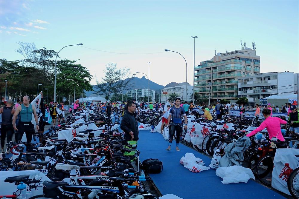 70.3 RJ será em junho no próximo ano / Márcio de Miranda - Planeta da Bike