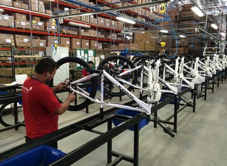 Mais de 60 mil bicicletas produzidas em julho, mas falta de suprimentos pode atrapalhar retomada
