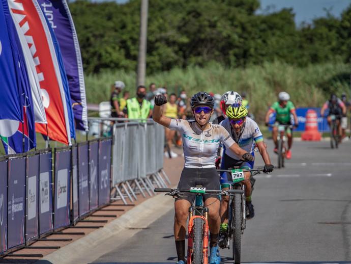 Giuliana Morgen volta a brilhar com vitória no Grangiro MTB