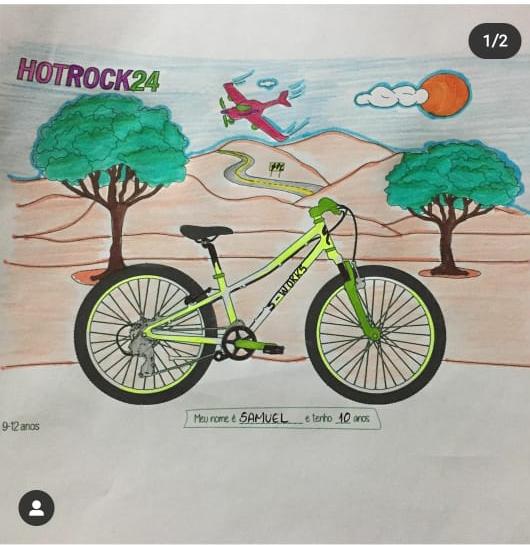 Vencedor da Região Nordeste - Samuel, 10 anos
