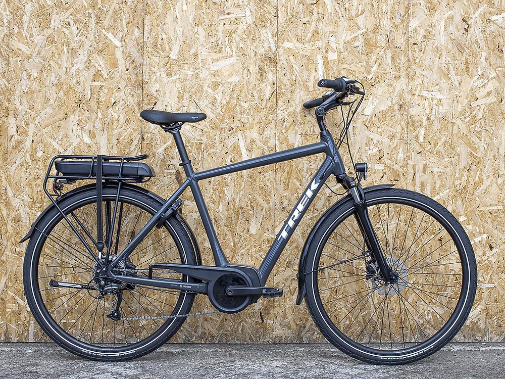 Trek Verve+ 1 é uma e-Bike de uso urbano / Divulgação