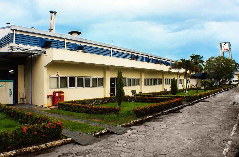 Dependências da Caloi em Manaus / divulgação