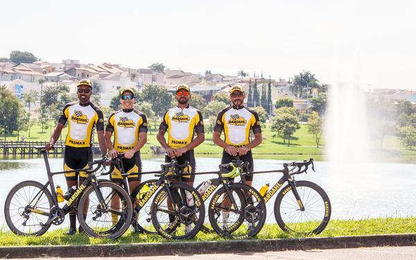 Quarteto da Promax Bardahl (Leandro Souza / Divulgação)