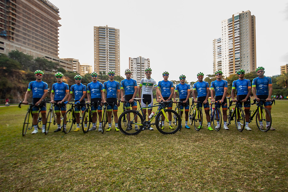 Equipe ribeirão-pretana tem 410 pontos de frente para o segundo colocado / Divulgação