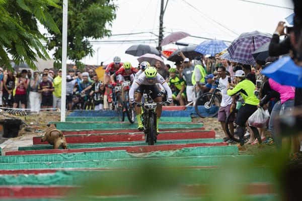 Fumic e Avancini, segundo colocados (Marcelo Rypl / Brasil Ride)
