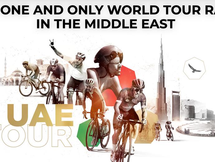 Tour dos Emirados Árabes Unidos abre a temporada UCI WorldTour 2021