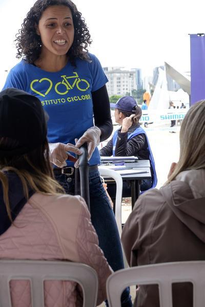 Instituto CicloBR está presente entre as atrações (Criss Alves / FS Fotografia)