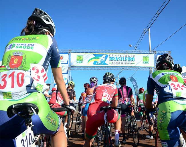 Brasileiro de Ciclismo de Estrada Elite e Junior / Luis Claudio Antunes - CBC