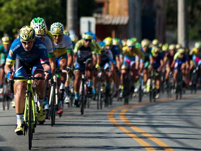 Ribeirão Pires recebe a Volta Ciclística Internacional do Grande ABC, 12 anos depois