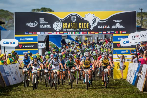 Ultramaratona Brasil Ride / Armin Kustenbruck - Brasil Ride