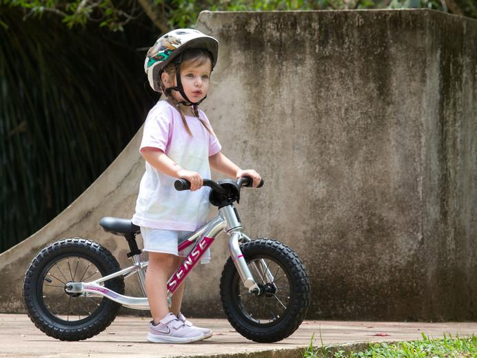 Sense apresenta parte da nova linha 2021 com balance bike, e-Bikes e a Impact Carbon