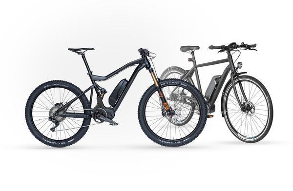 Bike equipada com Steps da Shimano (Divulgação)