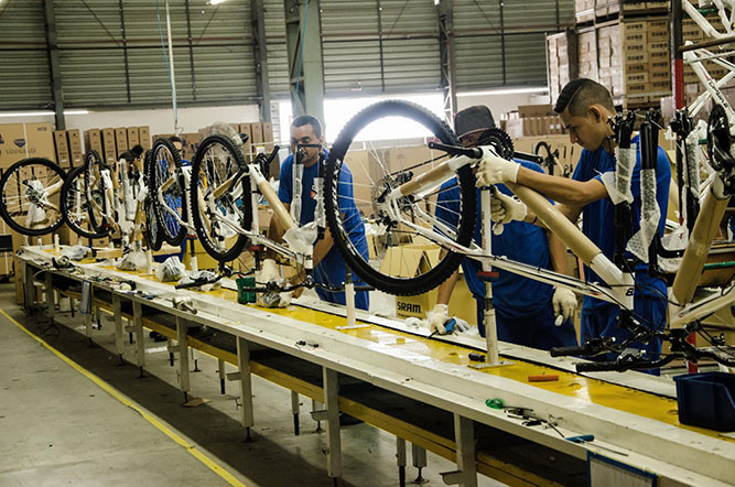 Fabrica da Oggi em Manaus / Divulgação