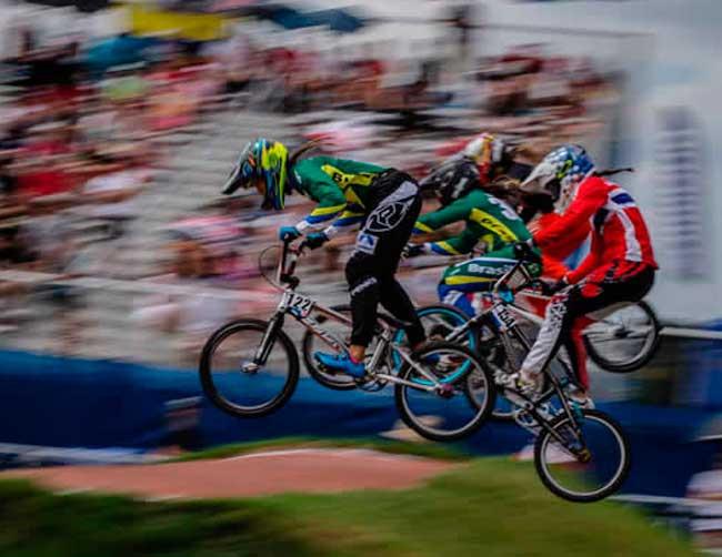 Mundial de BMX 2017 / Craig Dutton - Divulgação CBC