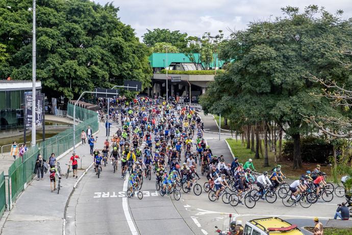 Shimano Fest terá segunda edição do pedal em parceria com a Santuu