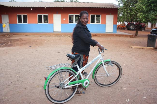 Velo-city 2018 Rio: Mozambikes, único representante africano, usa a bicicleta para inclusão social e