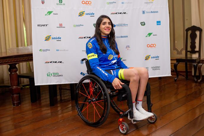 Paraciclismo: Mariana Garcia disputa primeira etapa da Copa Brasil
