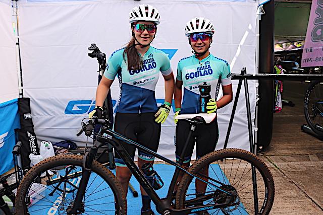 Camila e Ana Laura do Team Raiza / Márcio de Miranda - Planeta da Bike