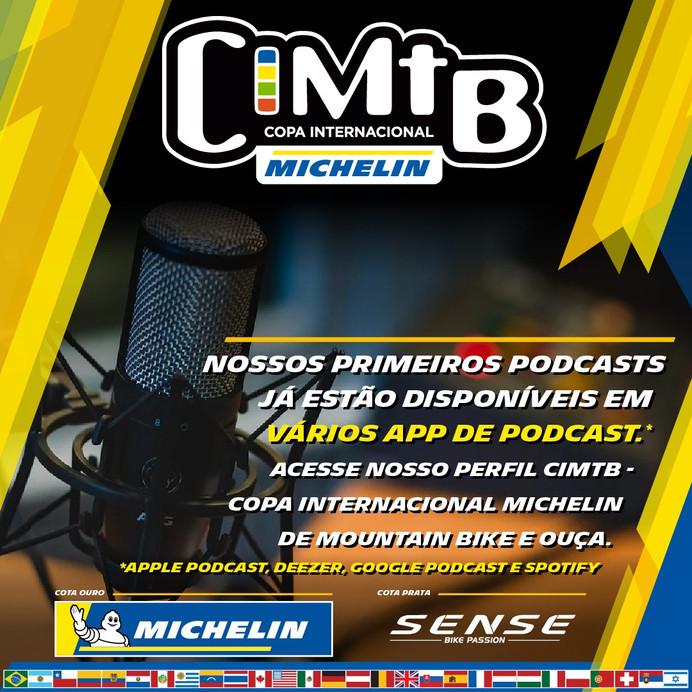 CIMTB lança podcast nos principais serviços de streaming