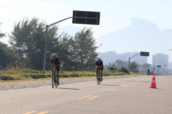 Pedal acontece na Praia da Reserva / Fábio Falconi, Unlimited Sports