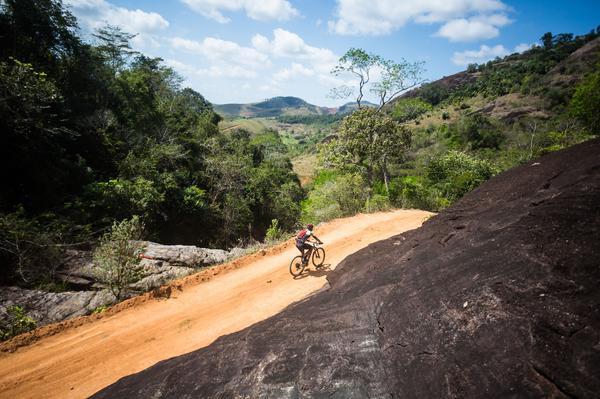Prova reuniu 800 atletas em Linhares  (Wladimir Togumi / Brasil Ride)