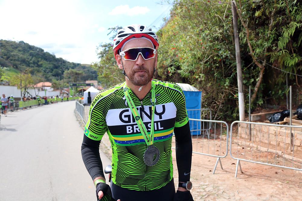 Nalbert tem se dedicado ao ciclismo / Márcio de Miranda - Planeta da Bike