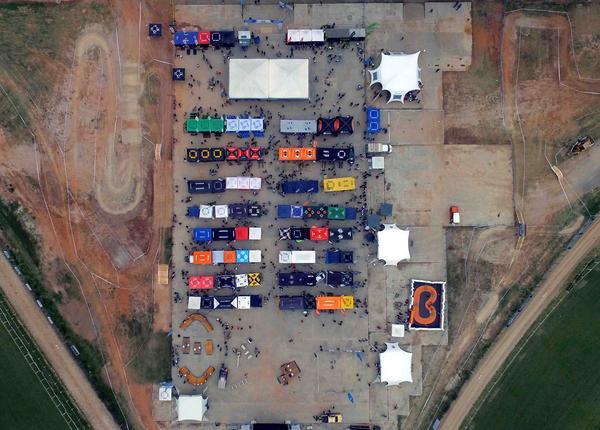 Vista aérea da edição passada / Divulgação