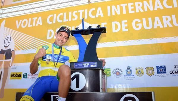 Murilo Affonso Ferraz ficou com o título individual / Luis Claudio Antunes - Bike76