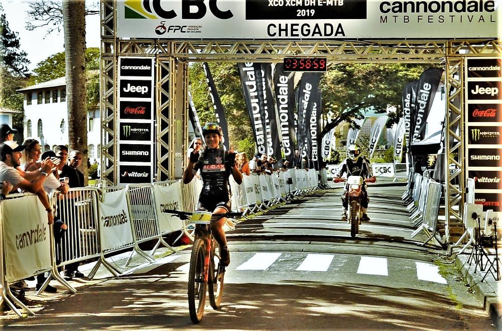 Letícia Cândido, campeã brasileira de Cross Country Maratona Márcio Mecca/Seppia