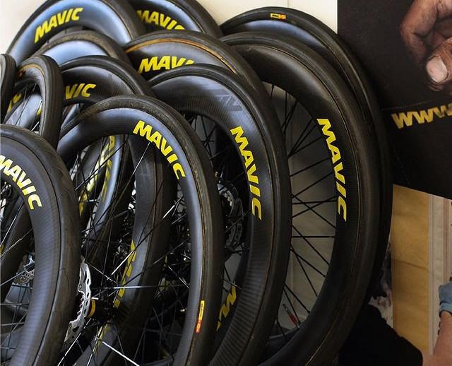 Rodas Mavic com condições especiais, mais de 15 modelos para Estrada e MTB com descontos de até 40%