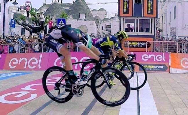 Caleb venceu por meia roda / Divulgação Orica