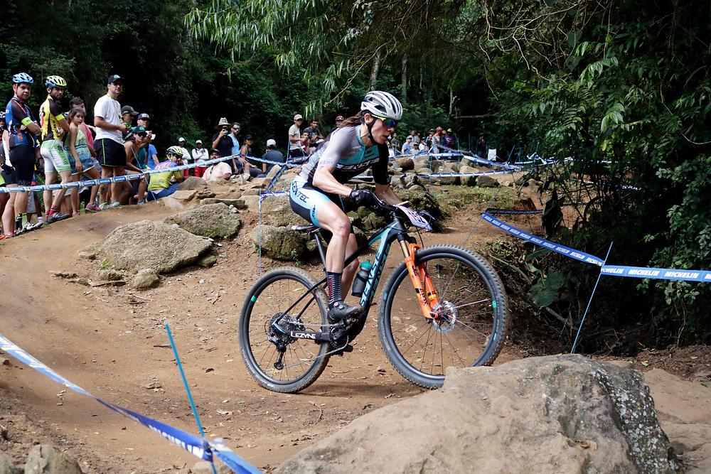Jacque liderou do início ao fim / Márcio de Miranda - Planeta da Bike