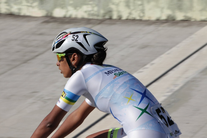 Memorial/Santos/Fupes fatura nove medalhas no Campeonato Brasileiro de Ciclismo de Pista Júnior