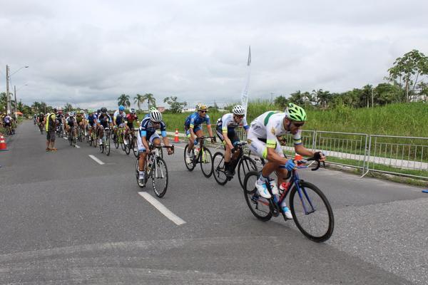 Primeira etapa do 33º Torneio de Verão de Ciclismo  (Thiago Mendes/Divulgação)