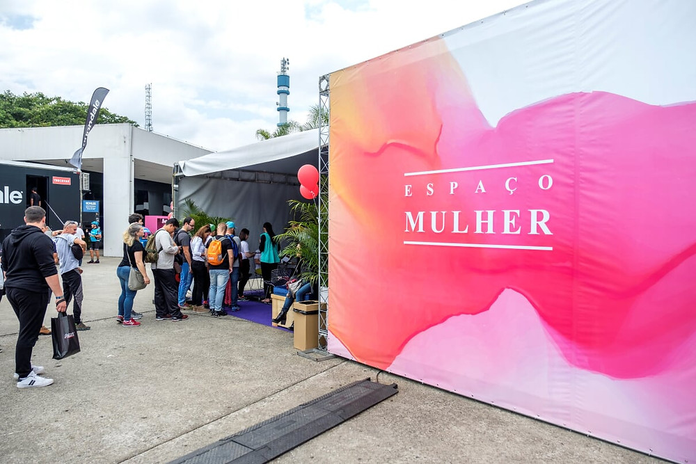 Espaço Mulher no Shimano Fest / Luciano Milano