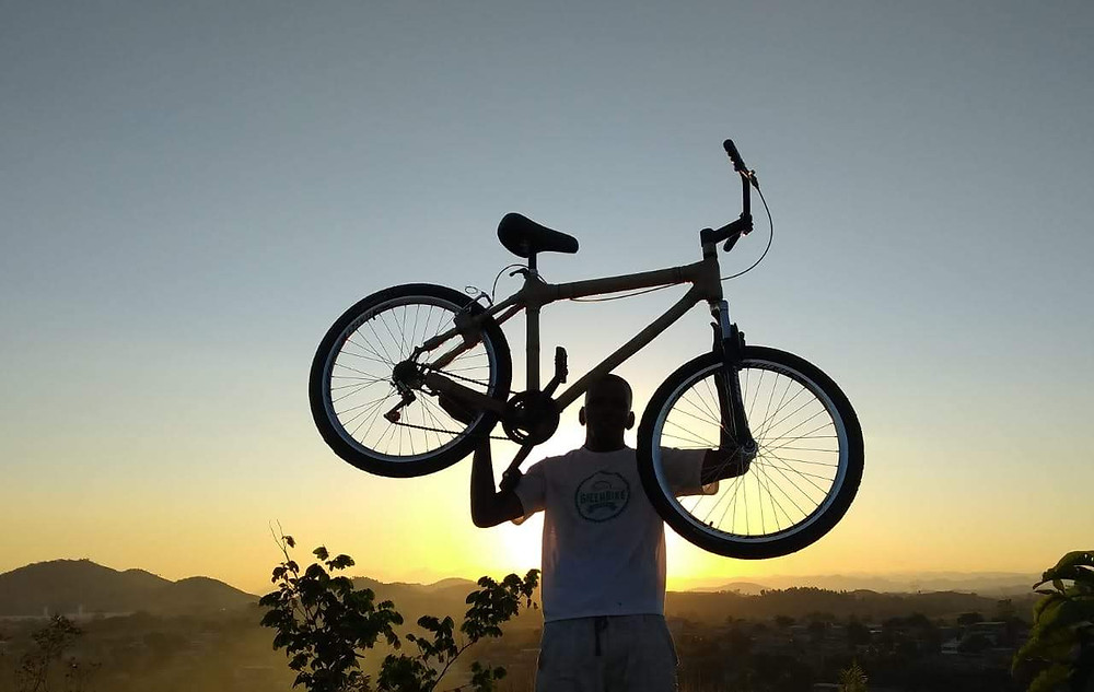Carlos Greenbike