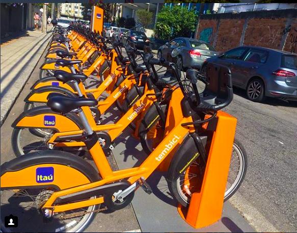 Itaú apresenta Bike Dinâmica na Semana da Mobilidade: quanto maior o trânsito, menor será a tarifa d