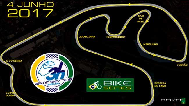 Mapa do circuito / Divulgação