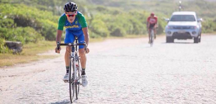 Conversamos com Caio Godoy, jovem promessa do ciclismo de estrada nacional